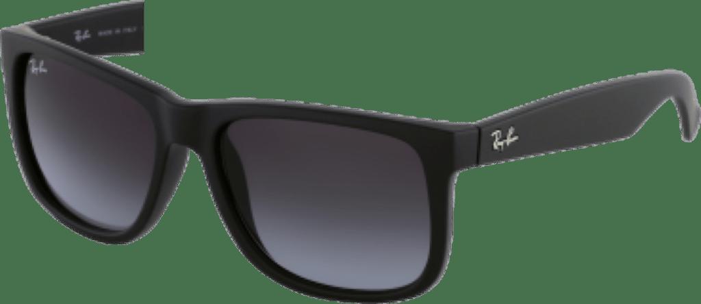 okulary przeciwsłoneczne Rayban czarne oprawki