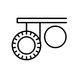 ikona soczewek okularowych
